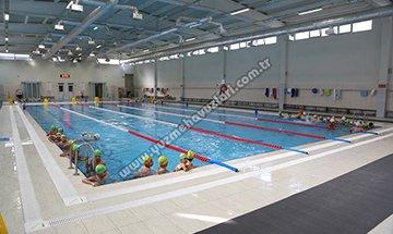 Alleben Kapalı Yüzme Havuzu