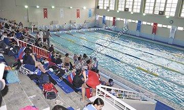 Gaziantep Gençlik ve Spor İl Müdürlüğü Kapalı Yüzme Havuzu