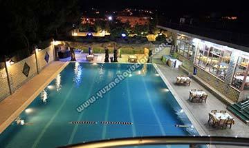 Uygur Yüzme Havuzu (Beğer Otel)